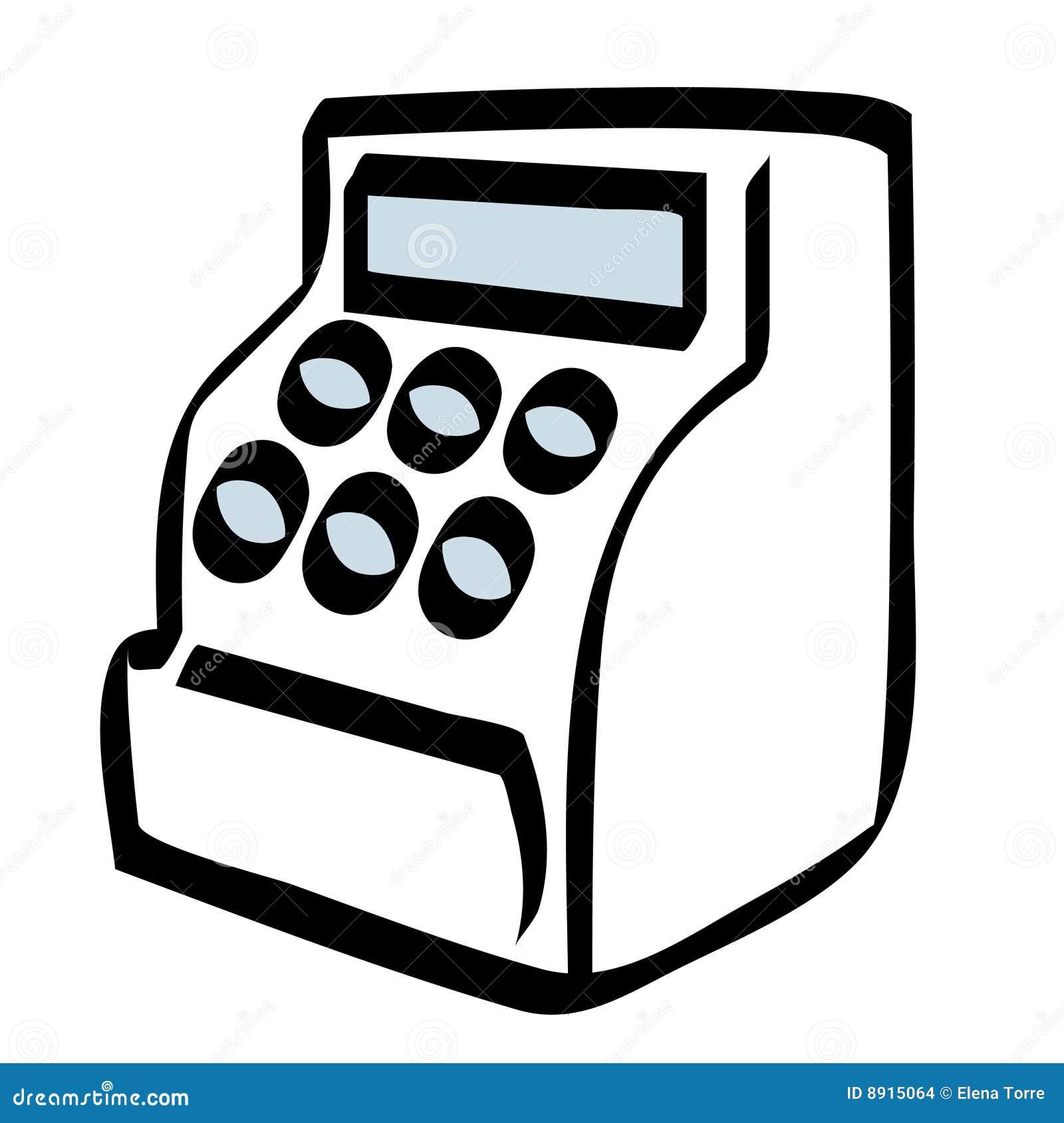 Cash Register Stock Images - Image: 8915064