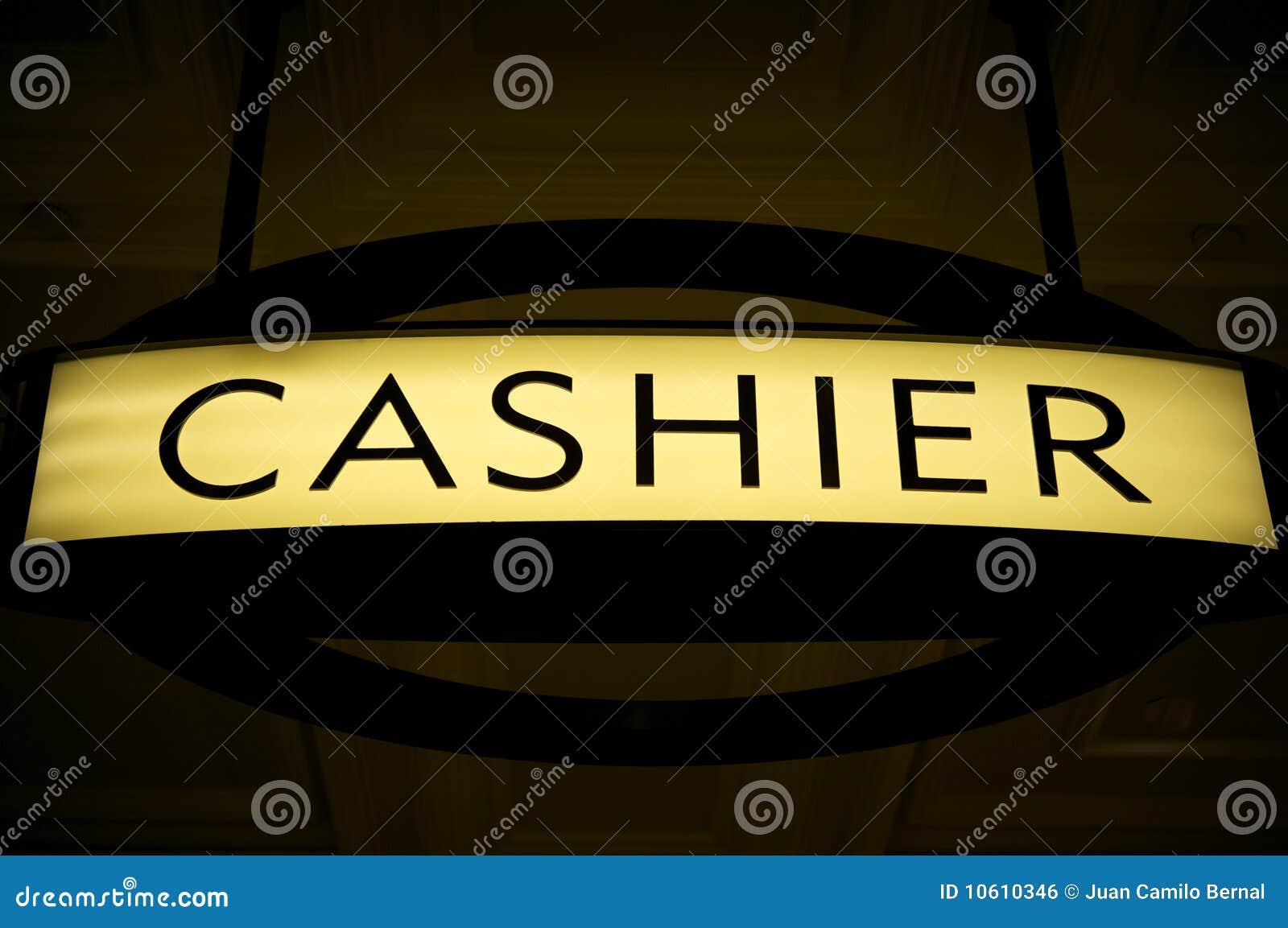Casino cashier 11