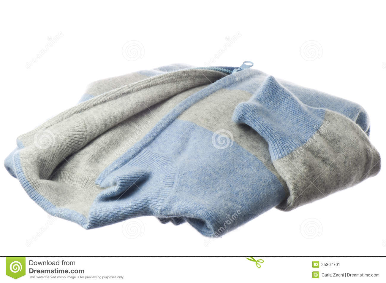 Cashmere Sweater Double Face Stock Image Image 25307701
