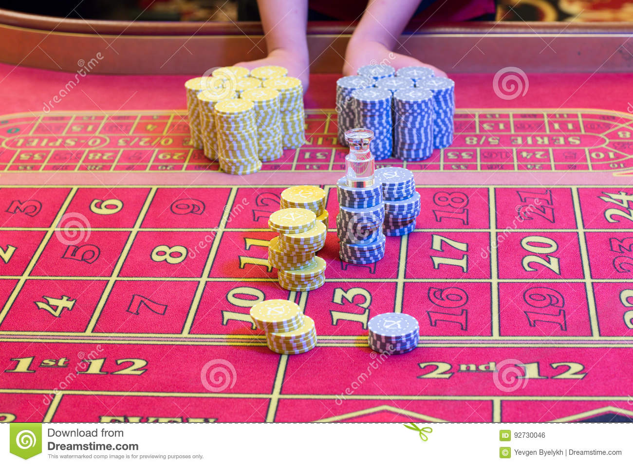 When playing american roulette the croupier buying zynga poker chips with mobile