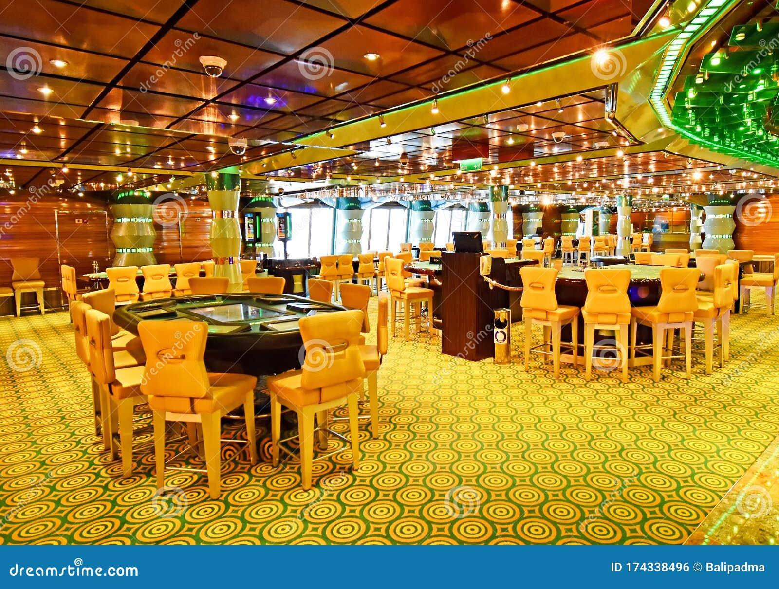 Casino area casino theater entertainment center