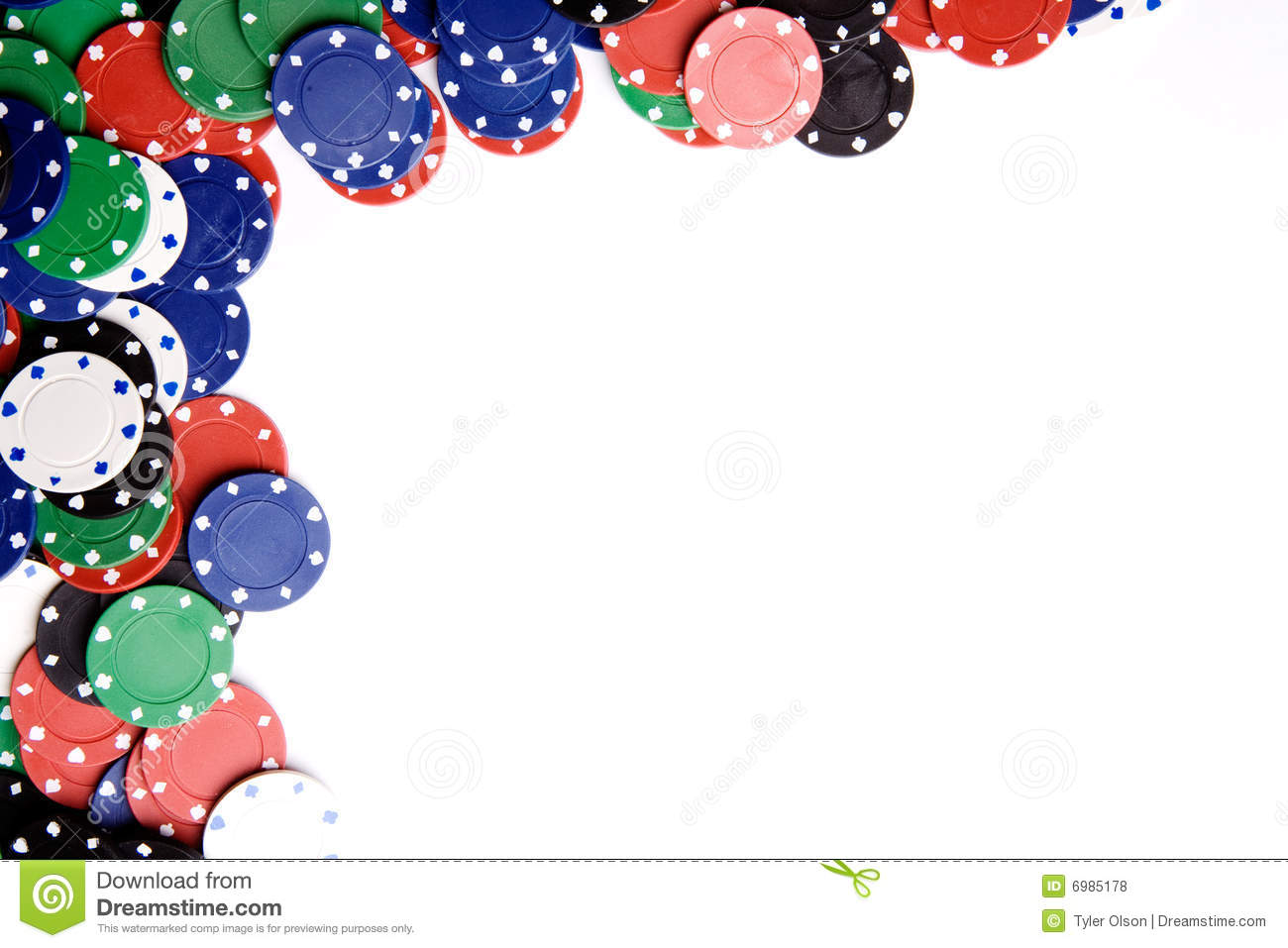 Free holiday casino clip art 13
