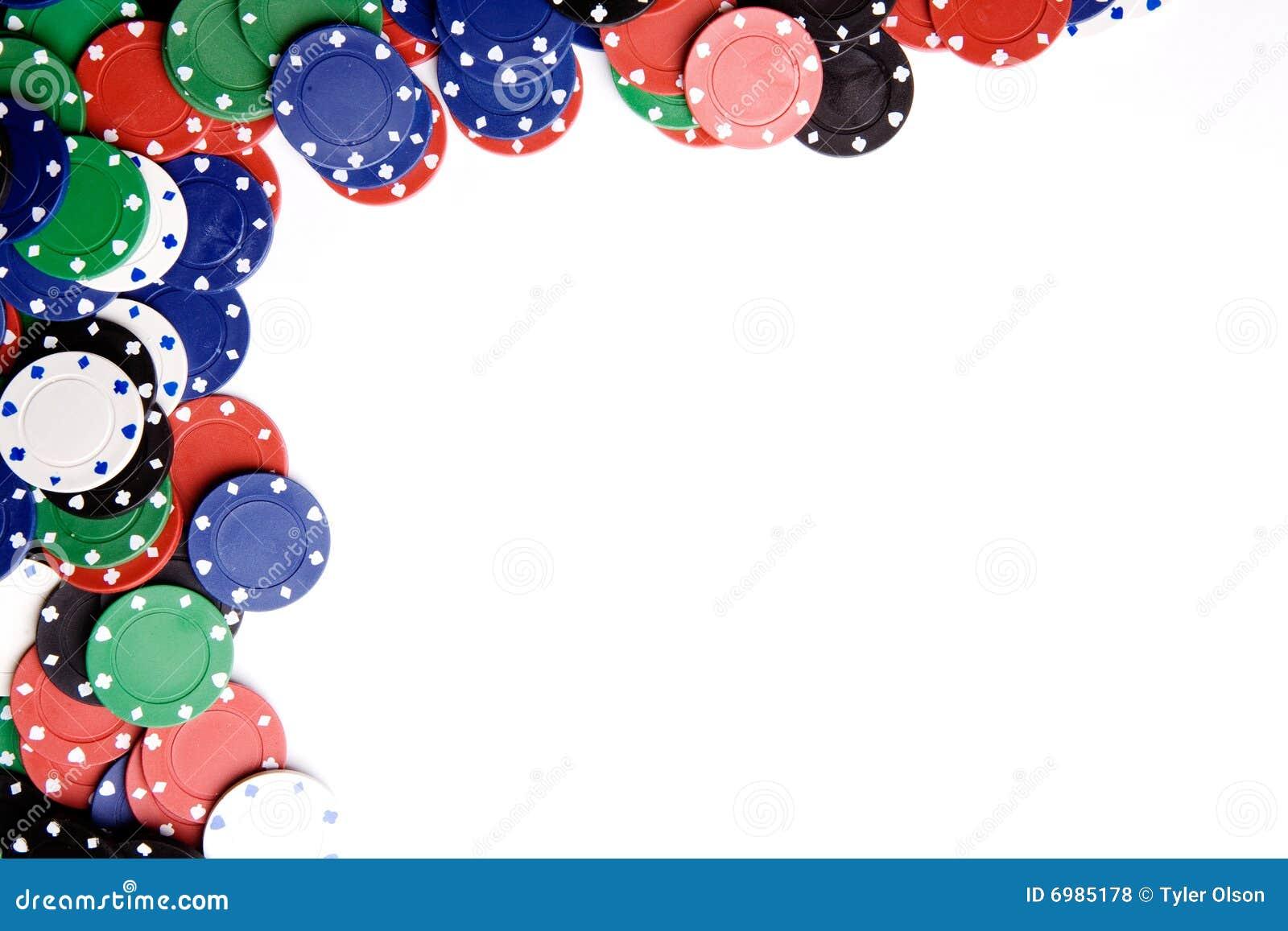 Casino Chip Background Royalty Free Stock Photos Image