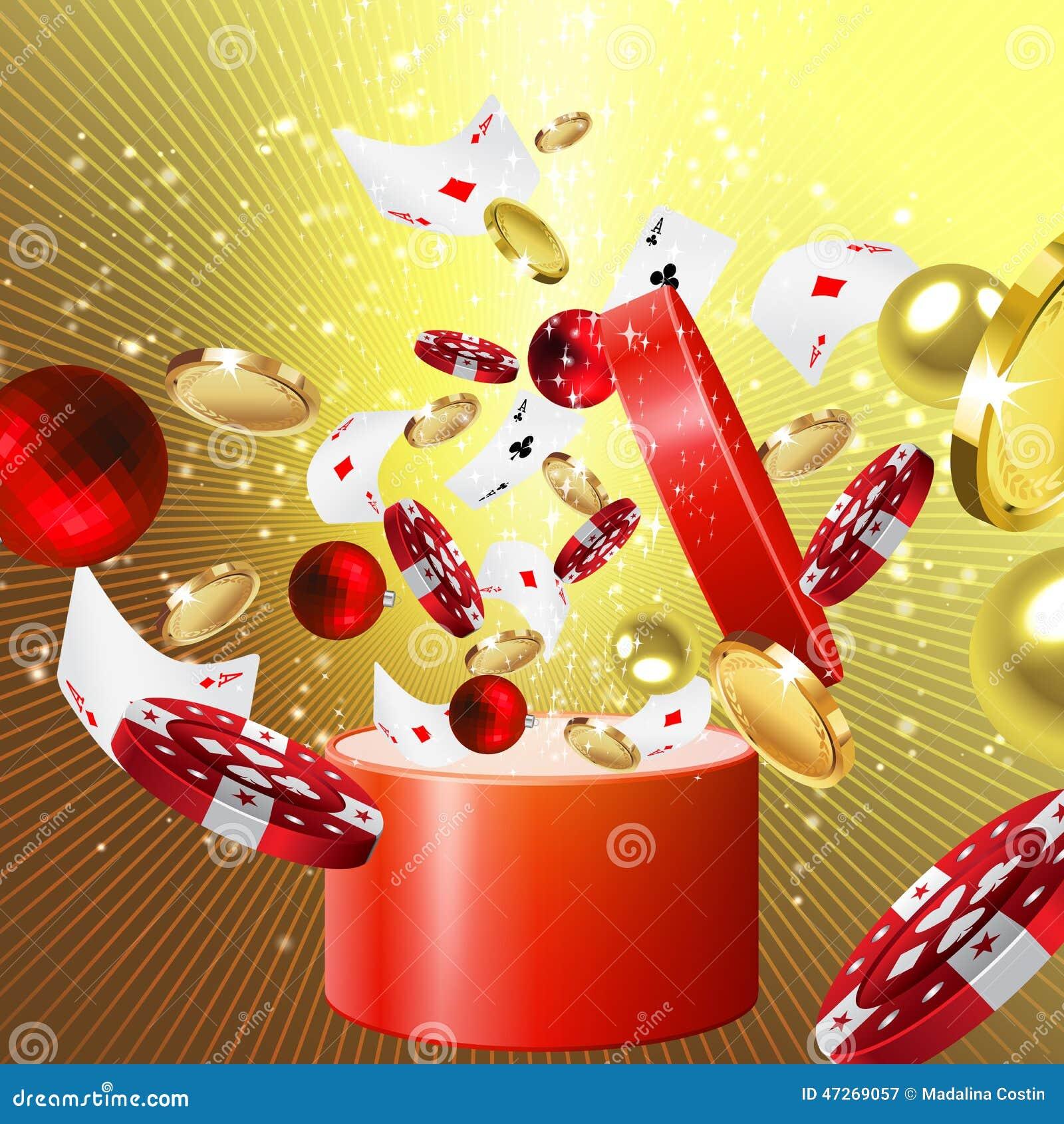 Decoration Noel Casino