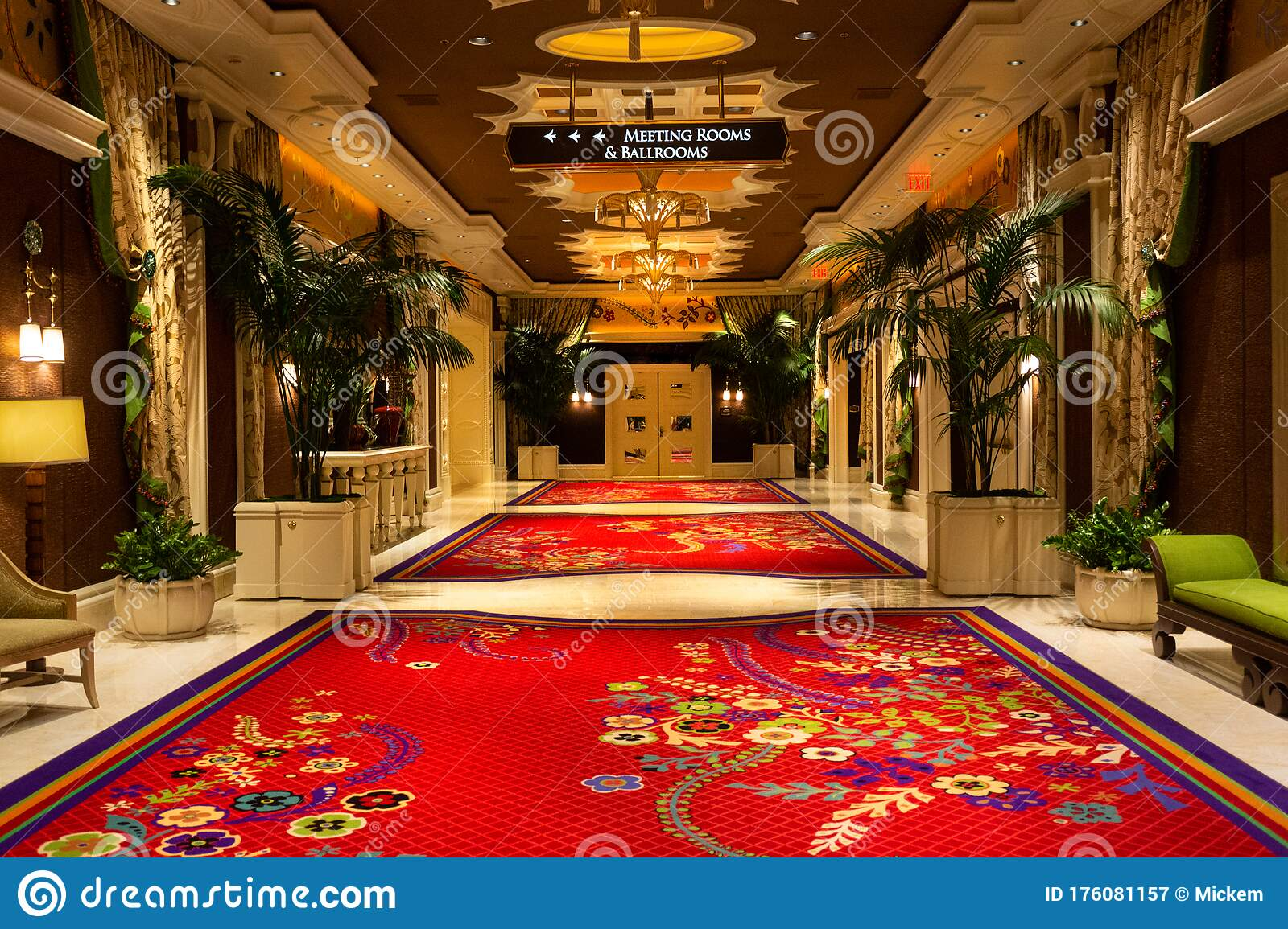 Casino Conference Room Lobby Editorial Photography Image Of Floor Foyer 176081157