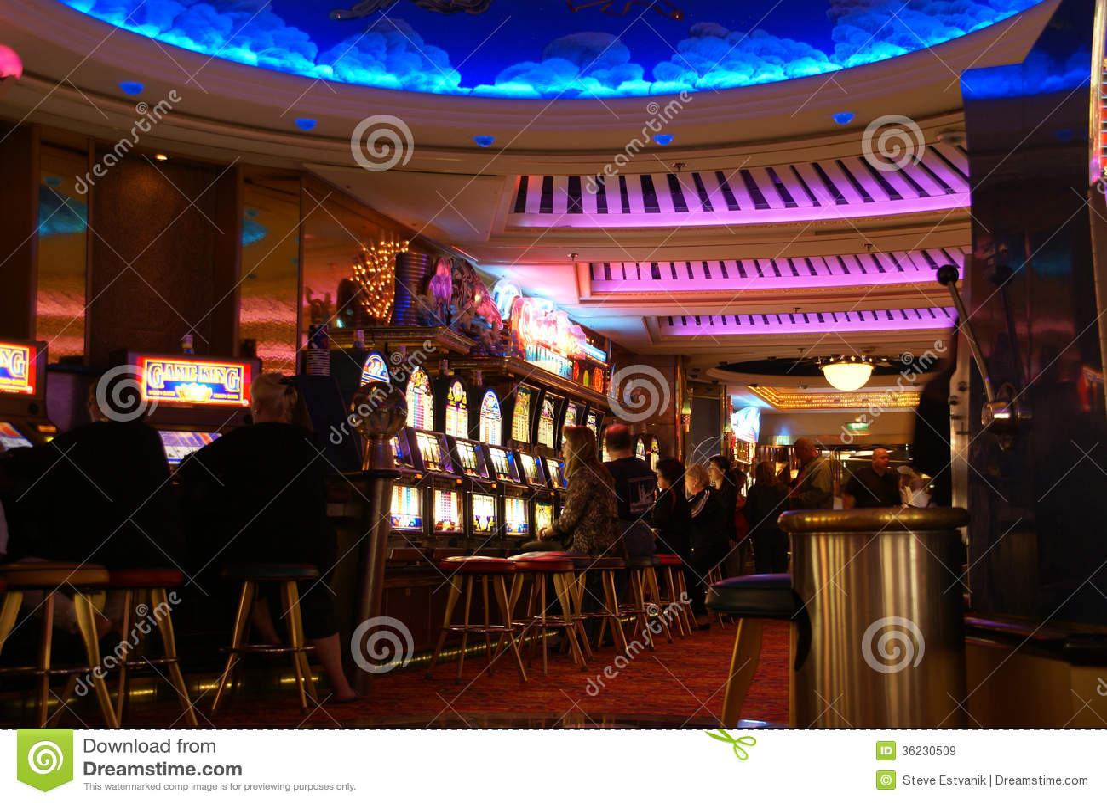 casino cruise alaska