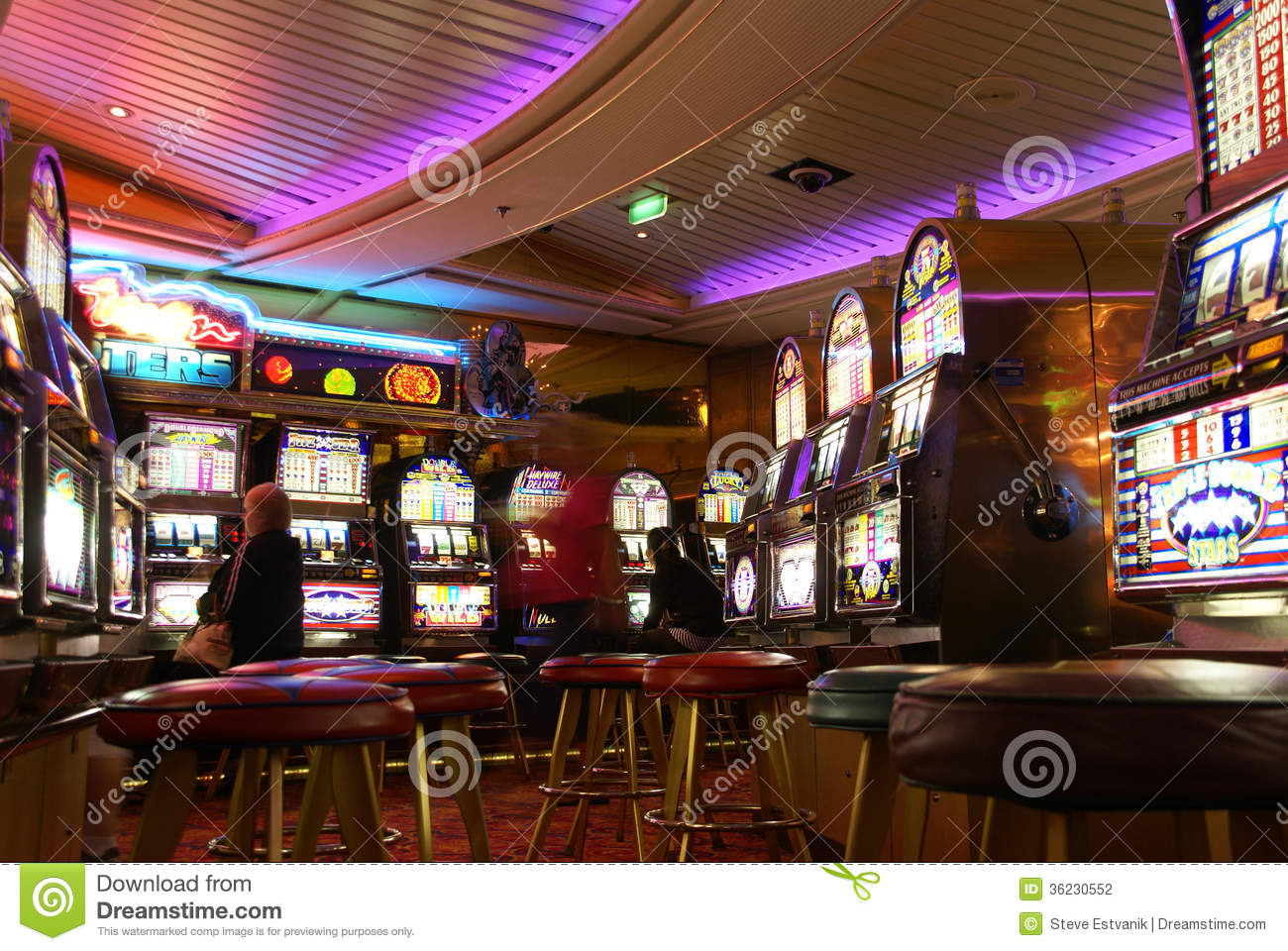 Cruise ship casino inside passage gambling license