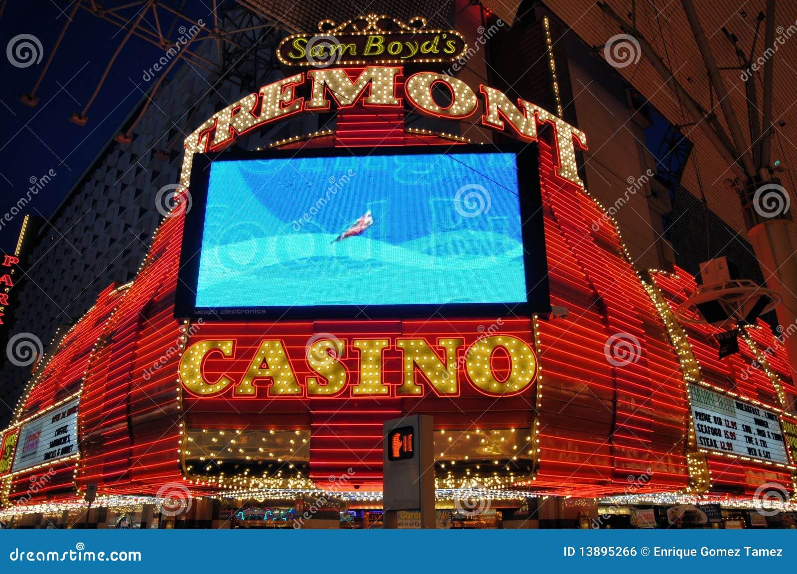 Casino de Las Vegas Fremont