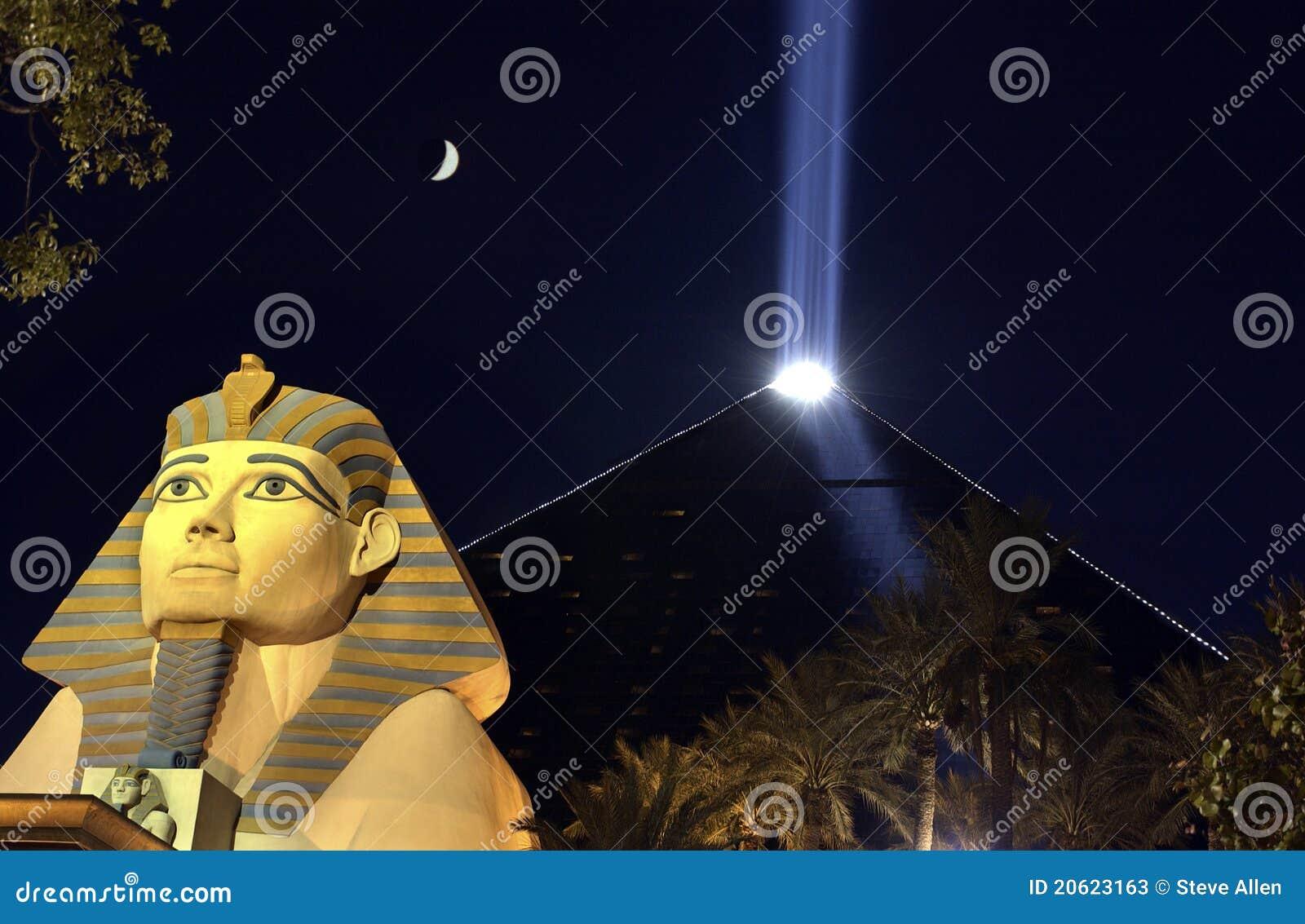 Casino de Luxor - Las Vegas - Nevada - Etats-Unis