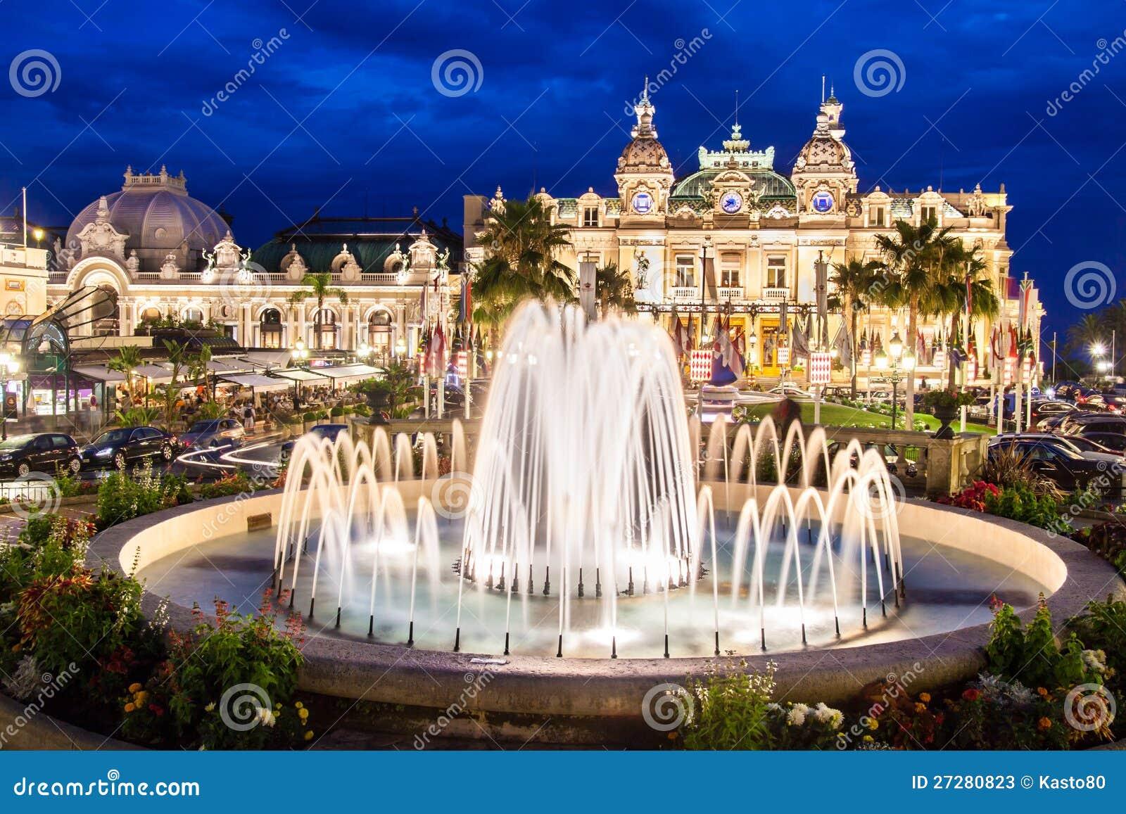 Casino de Monte Carlo.
