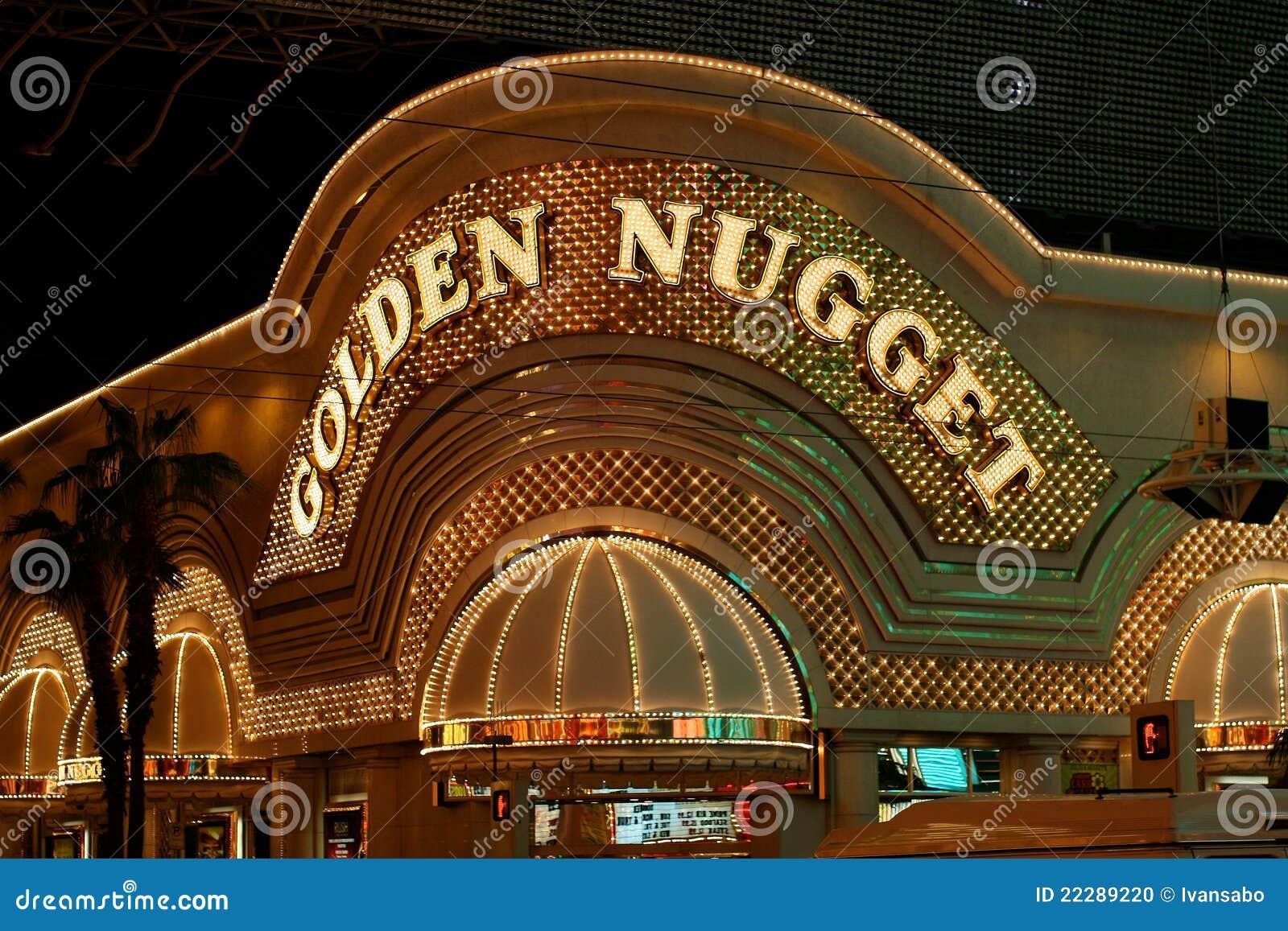 Casino de oro de la pepita