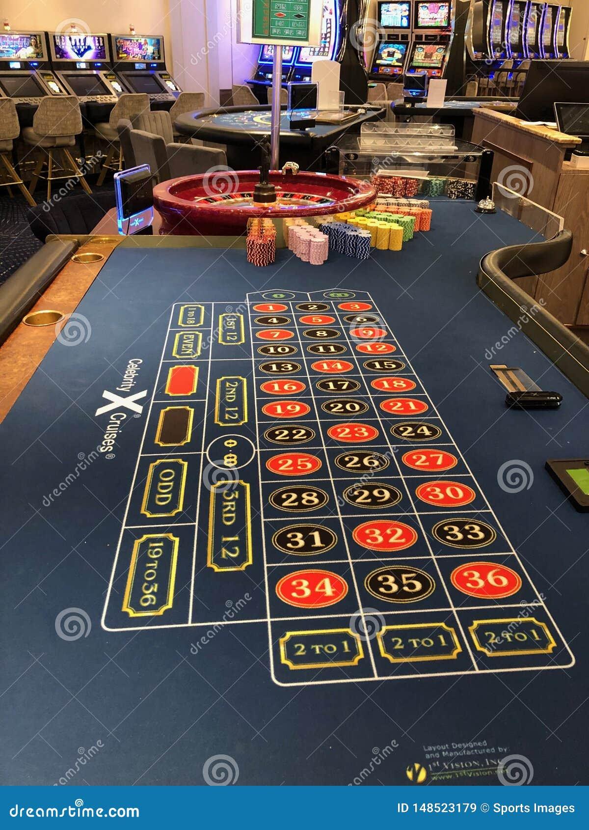 Casino del barco de cruceros