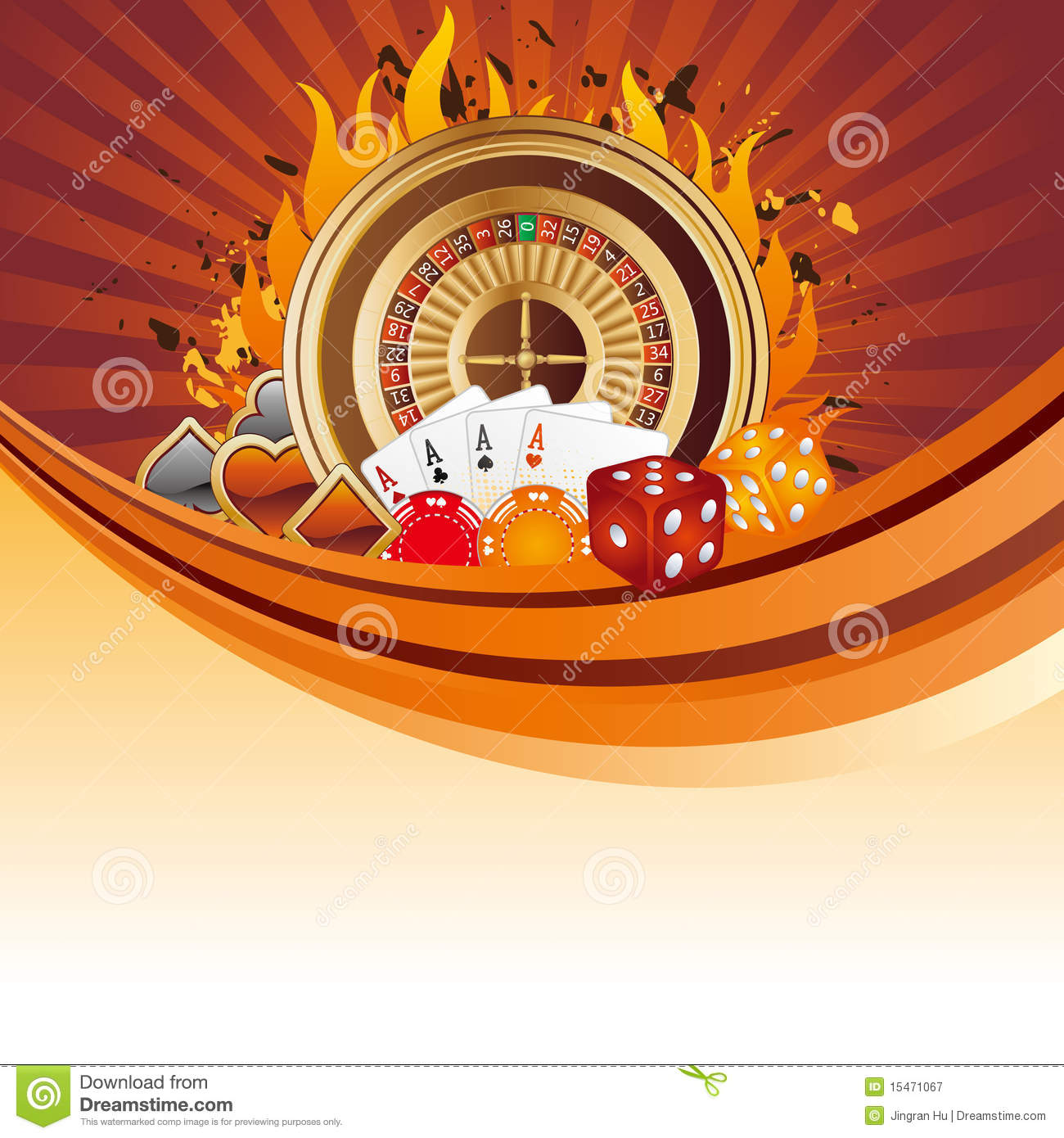 Casino Design Background Royalty Free Stock Photography ...