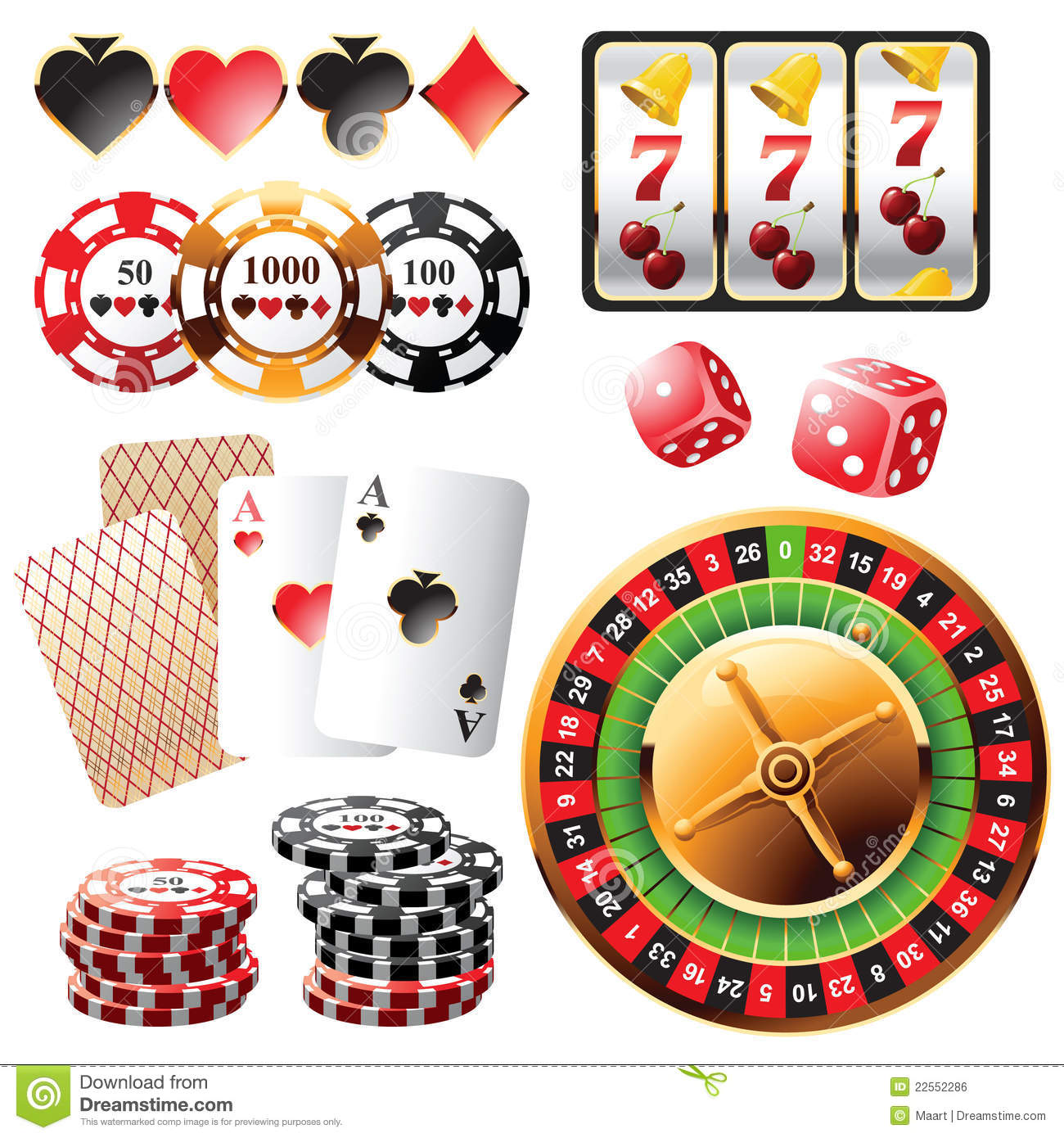 Casino games fortune cards
