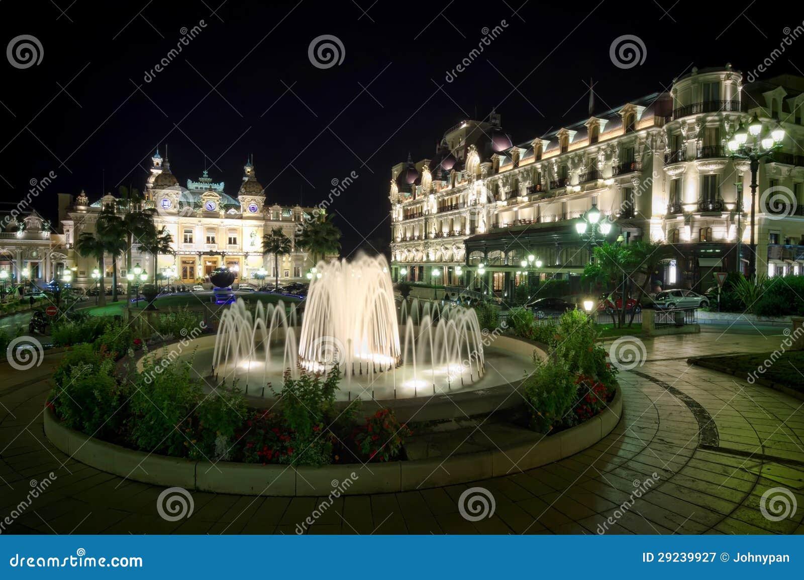 Download Casino em Monaco imagem de stock. Imagem de gambling - 29239927