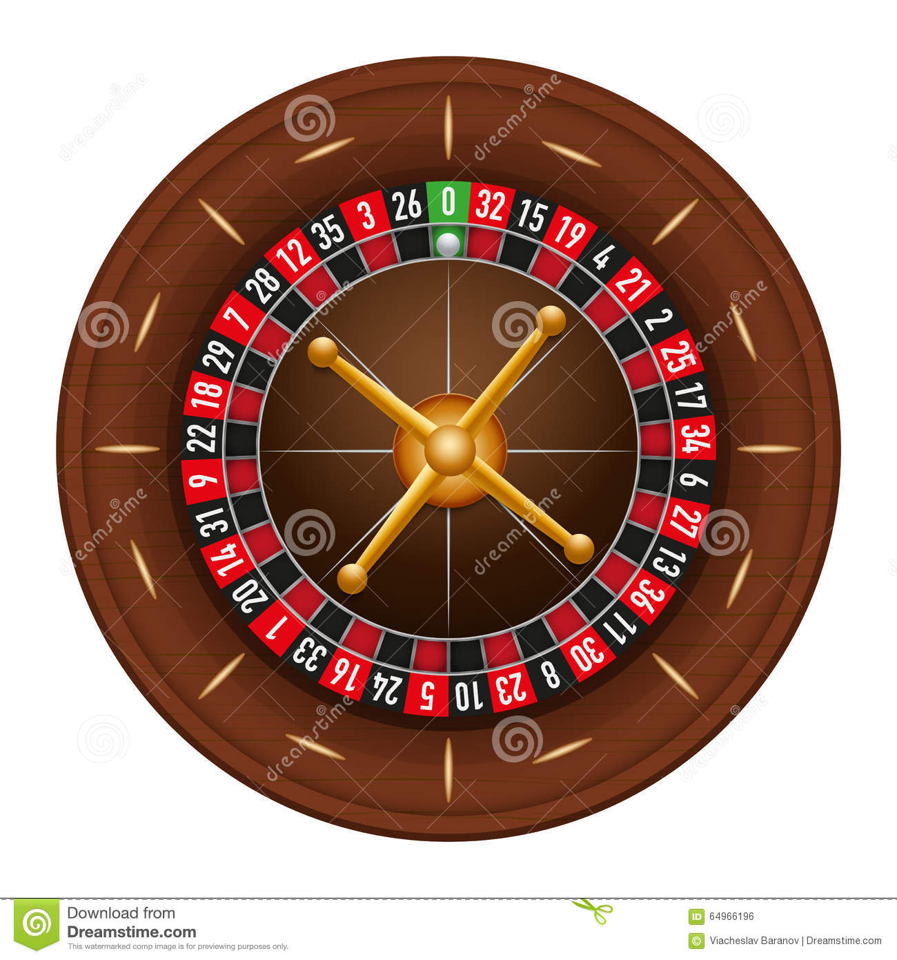 Roulette sector betting