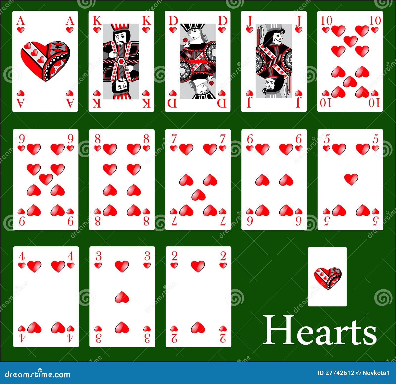 online casino table games hearts kostenlos