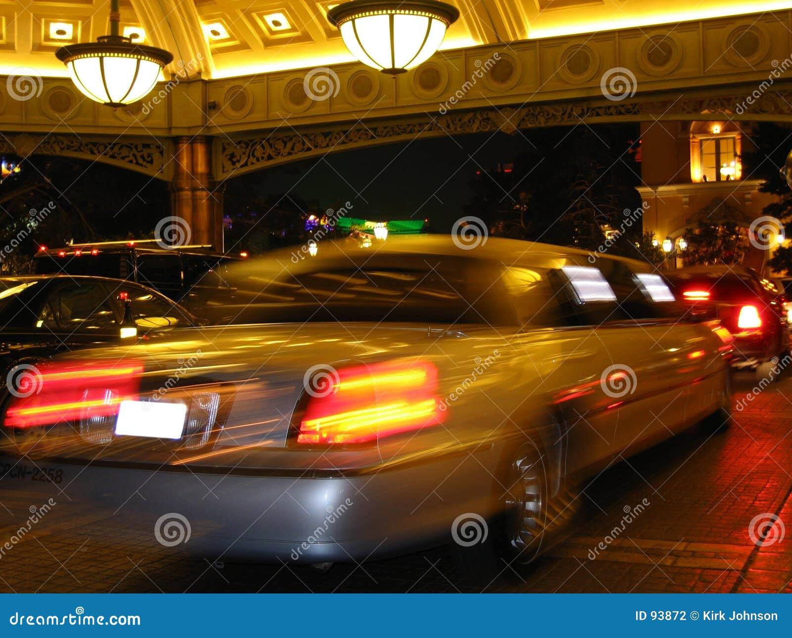Casino hotel limosine