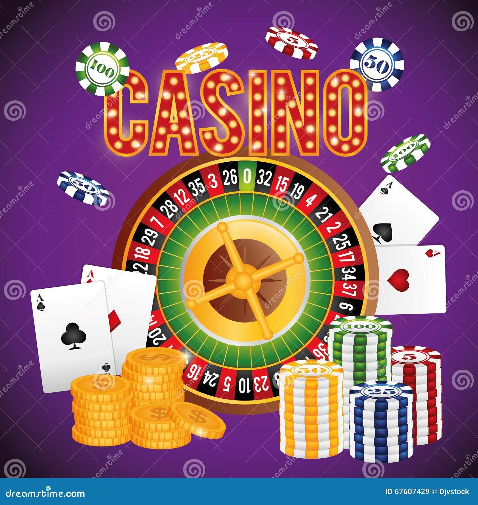 Casino icon desin stock vector image 67607429 for Architectural design concepts las vegas