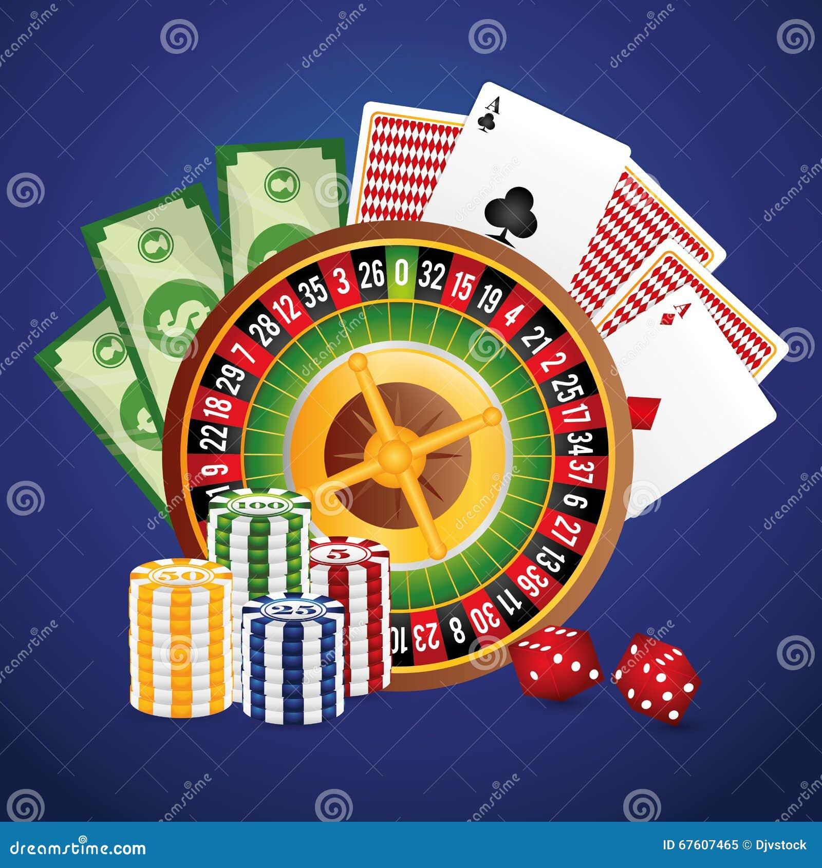 Casino icon desin stock vector image 67607465 for Architectural design concepts las vegas