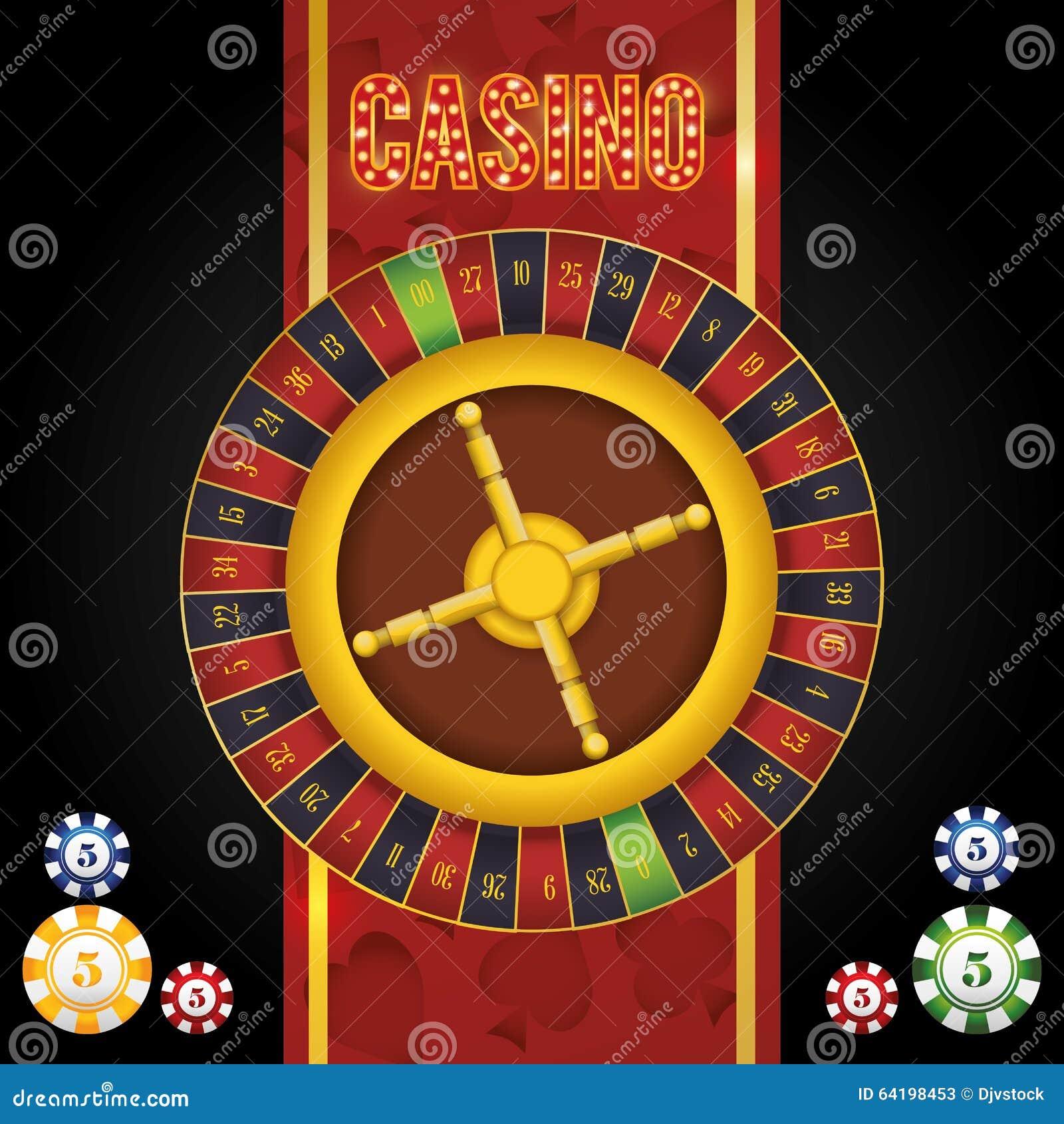 Casino icons design stock illustration image 64198453 for Architectural design concepts las vegas