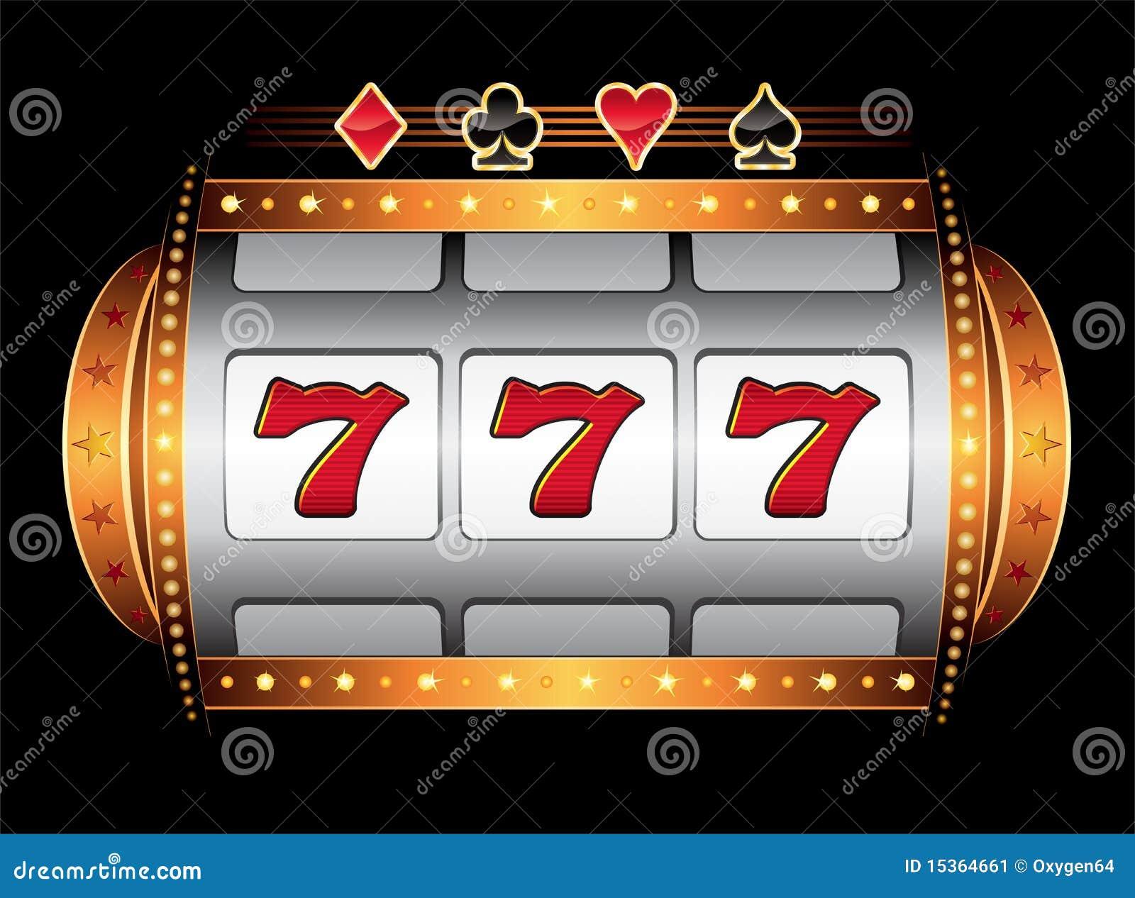 slot machine 777