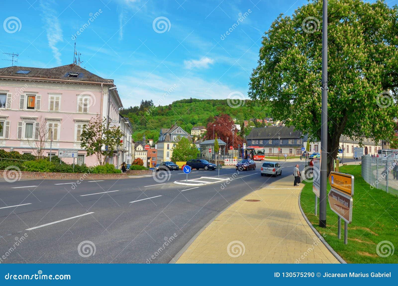 Casino mauvais Schwalbach, Allemagne