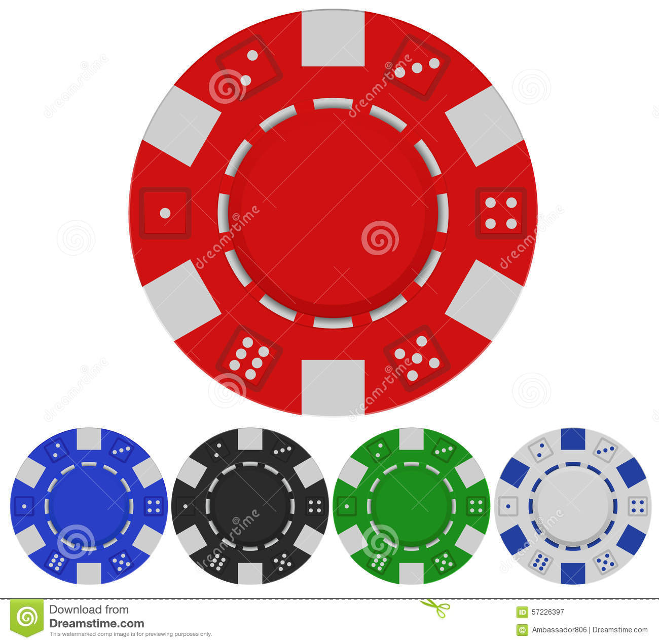 casino chip vector download