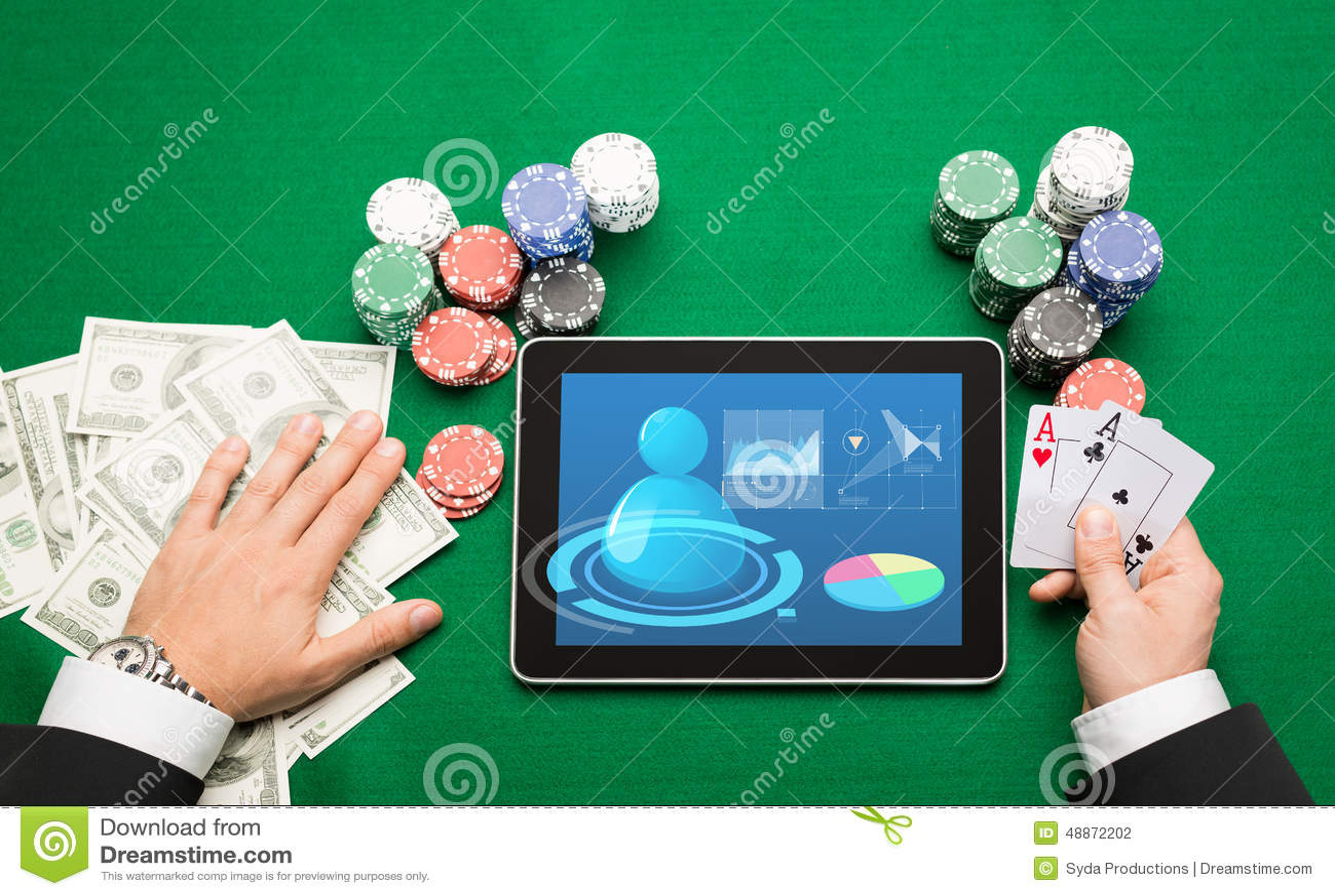 online tablet casino