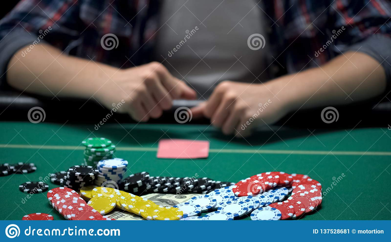 handshake gambling games
