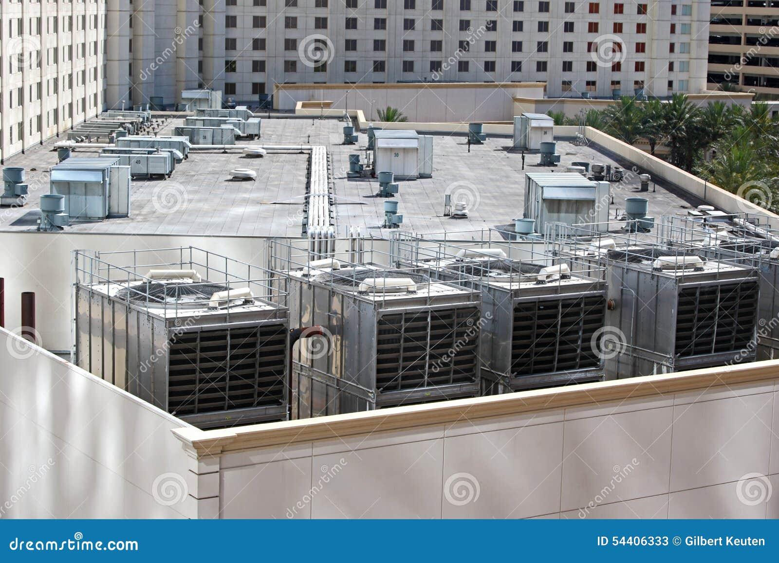 Casino Rooftop Stock Photo - Image: 54406333