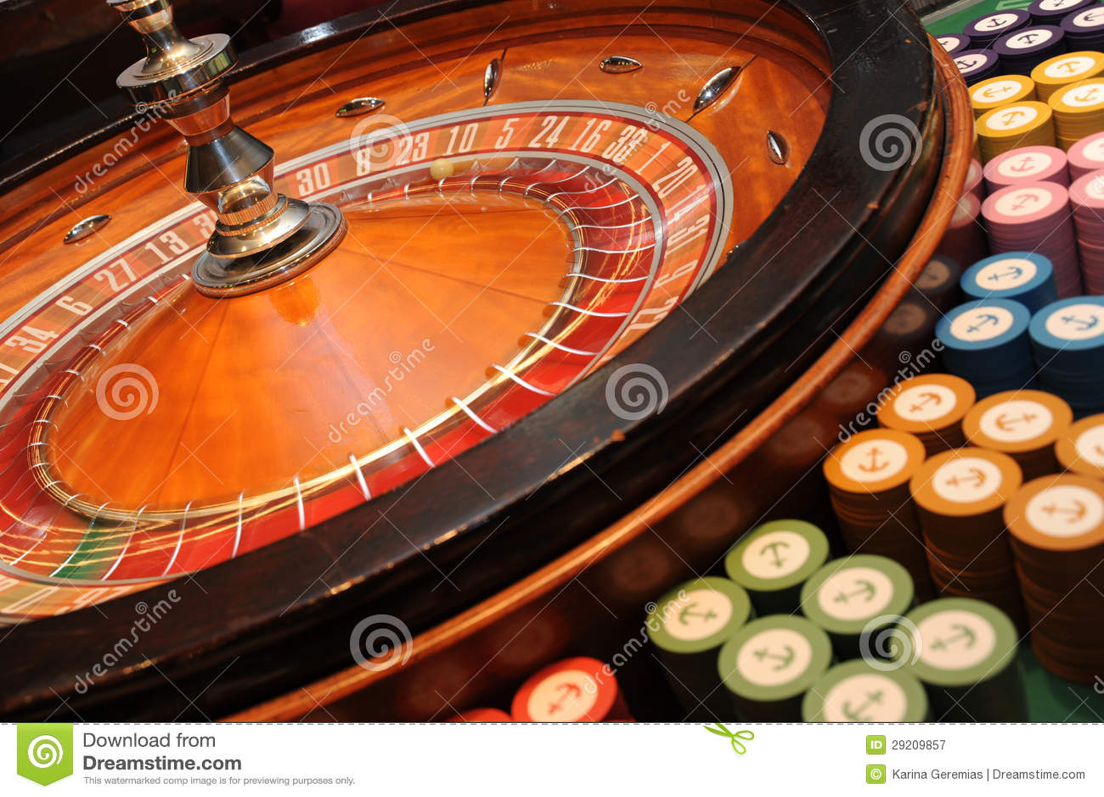 Next roulette