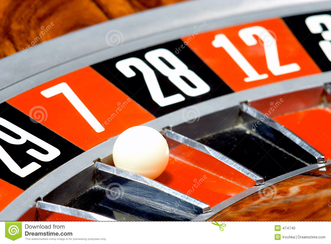 Download Casino, roulette stock photo. Image of gambling, risk, nobody - 474740