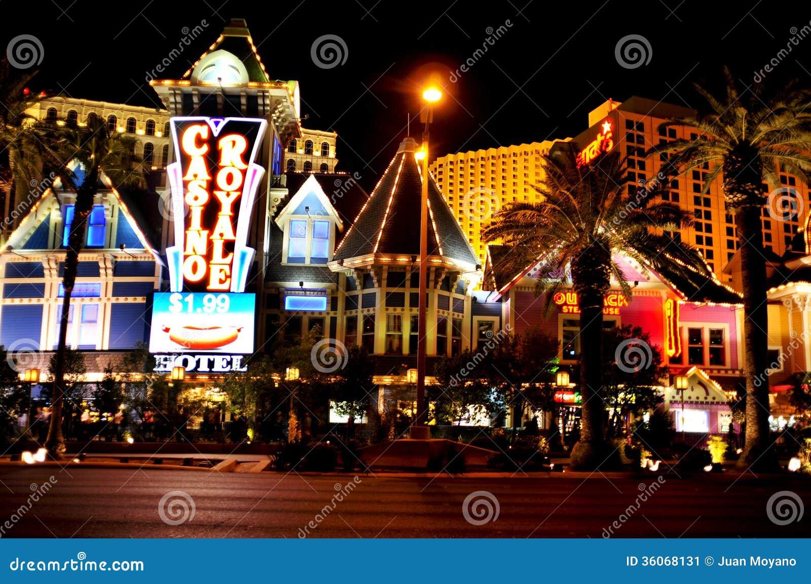 Casino Royale Hotel em Las Vegas, Estados Unidos