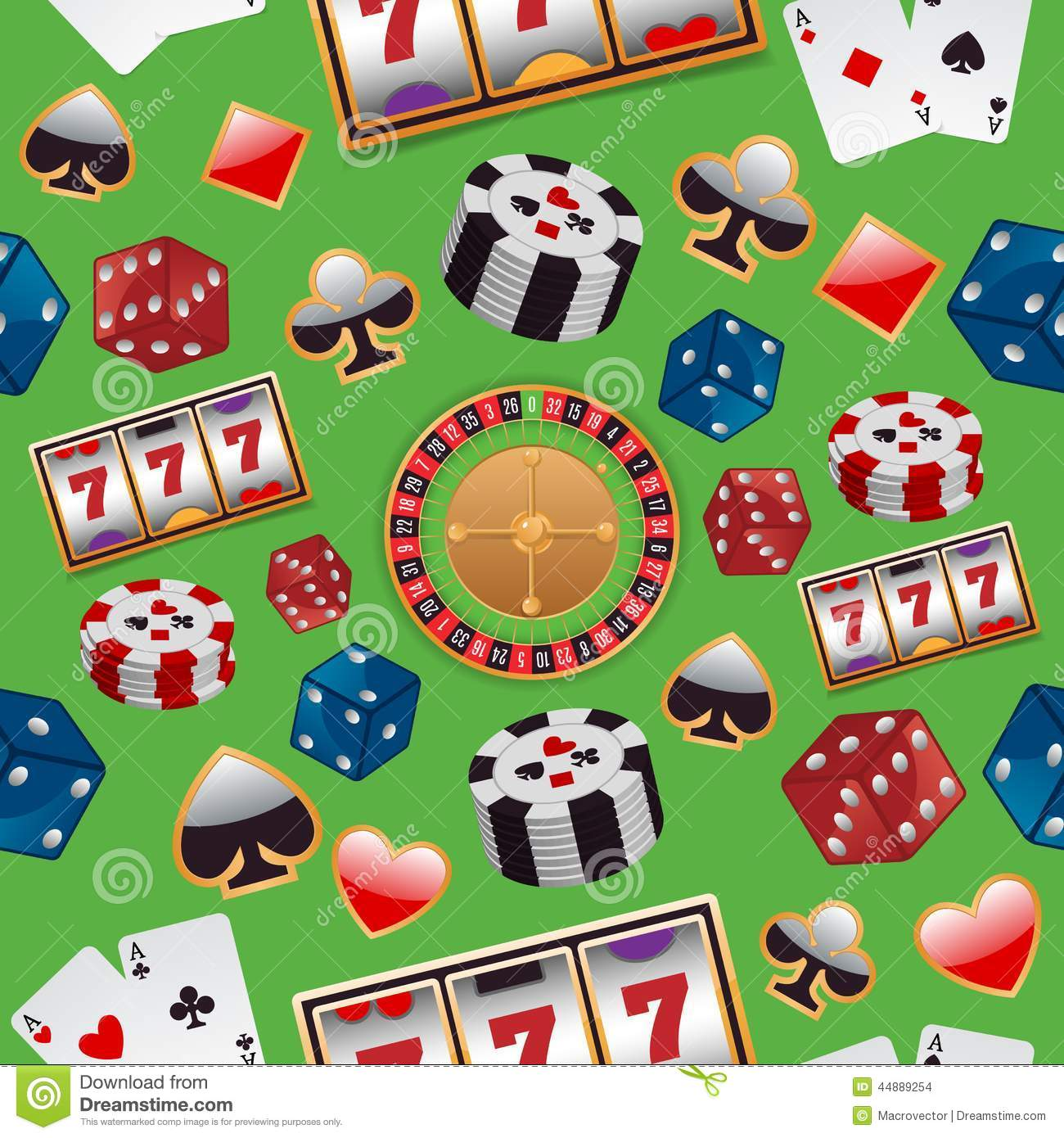 Roulette betting patterns