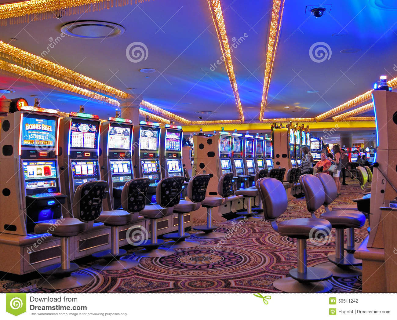 Slot machines in los angeles casino pisanelli