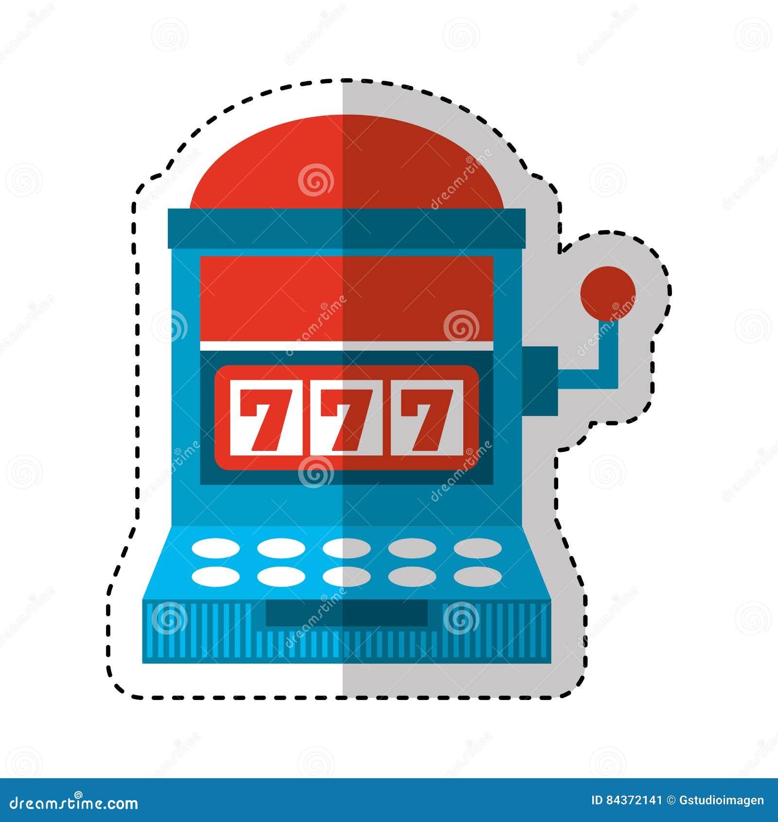 casino slots machine icon royalty free illustration Gambling Addiction Statistics Gambling Addiction Cartoons