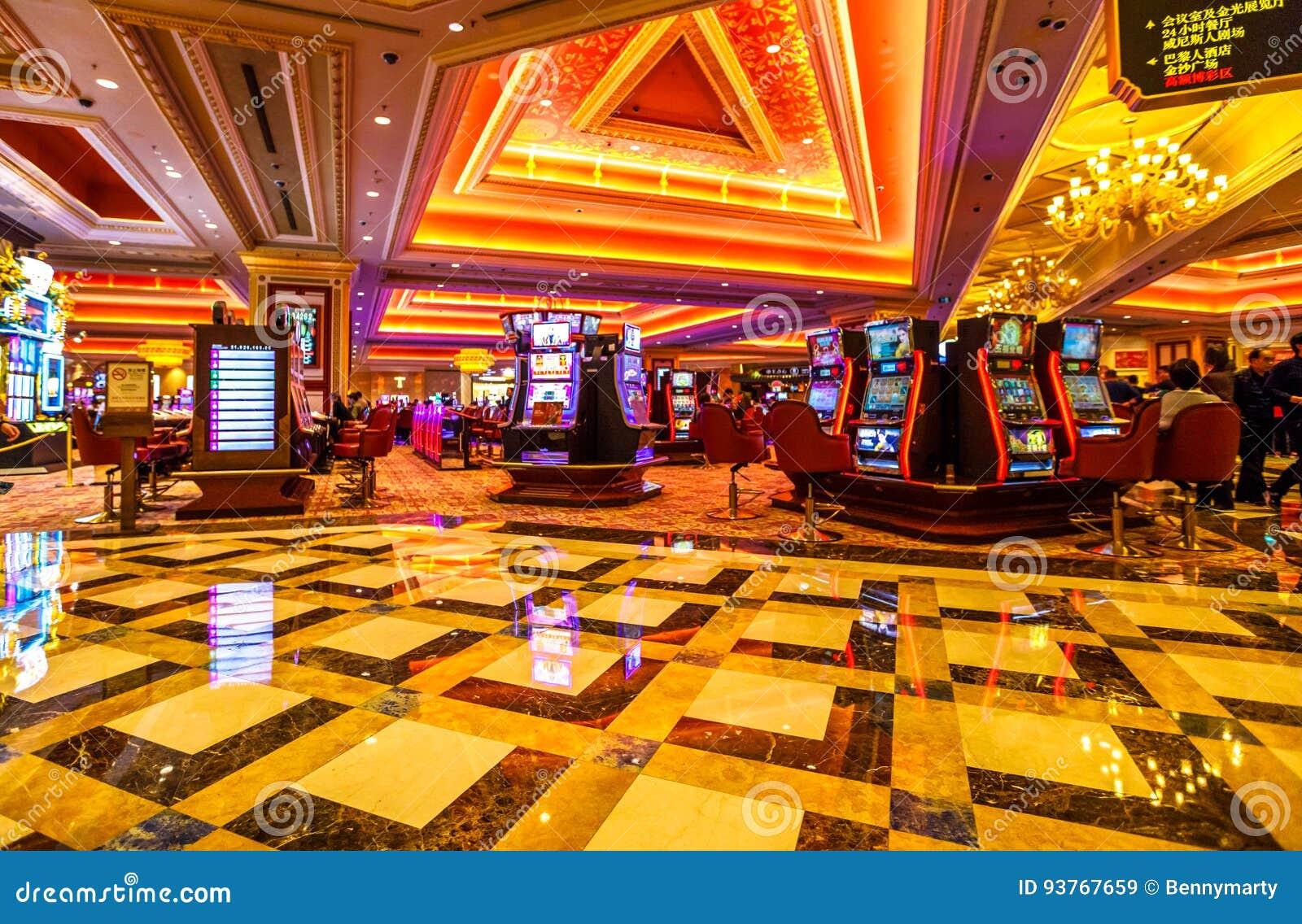 Casino veneciano de Macao