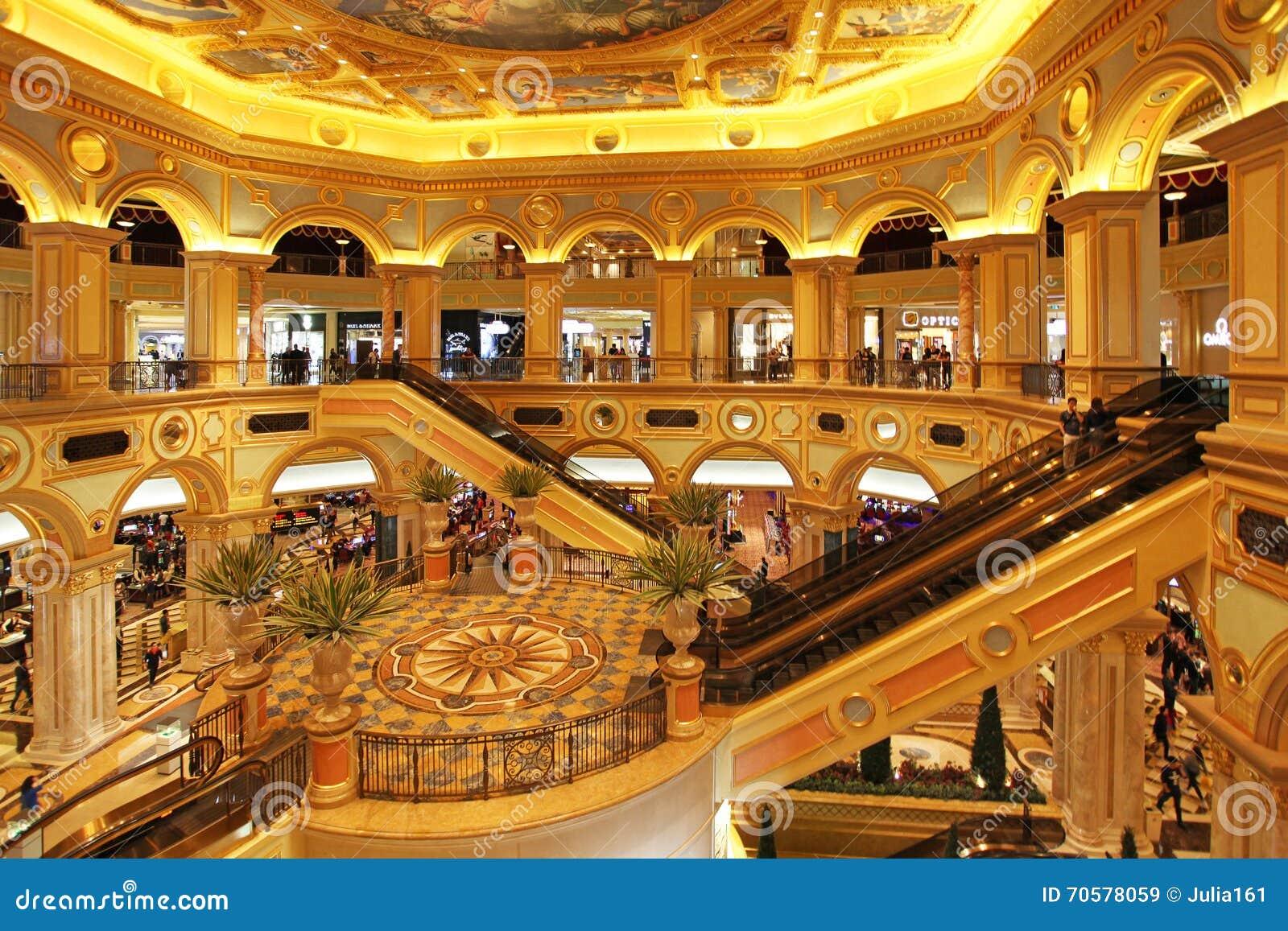 Casino veneciano en Macao