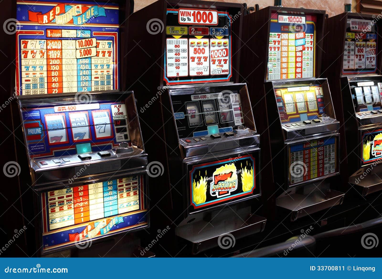 Casinogokautomaten