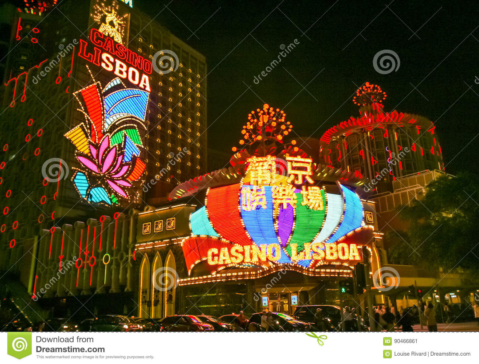 Casinos de Macao