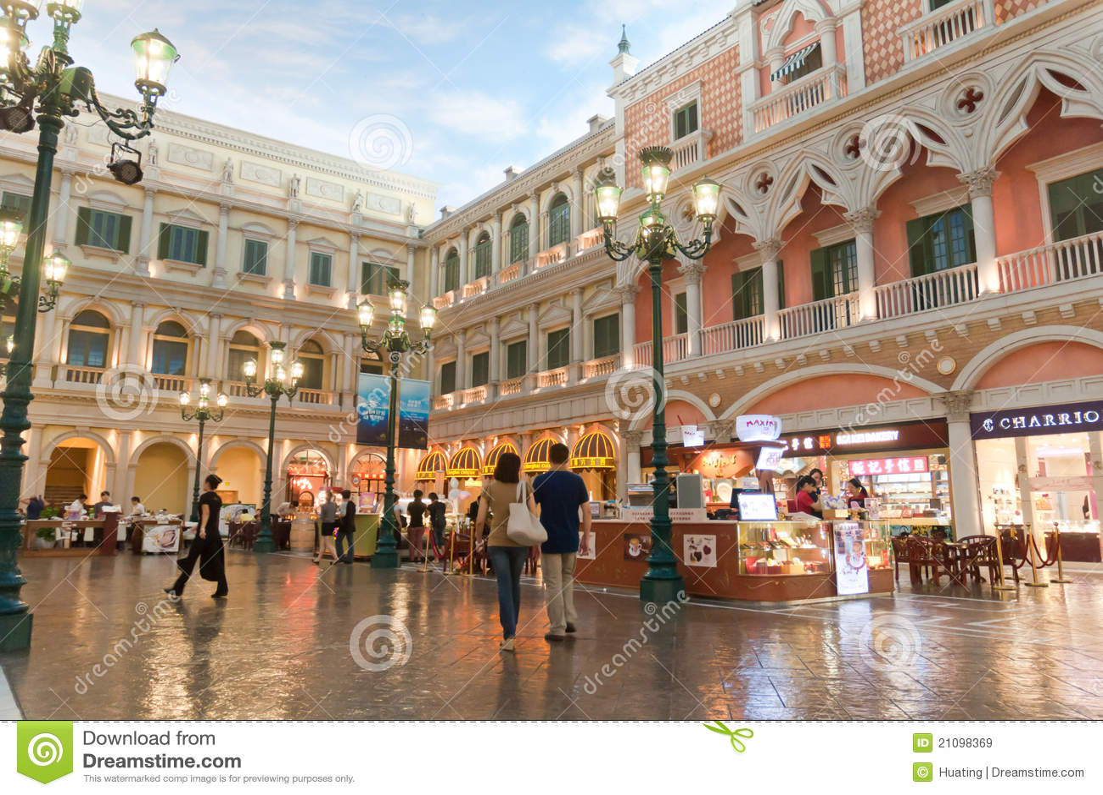 Macau Hotel  The Parisian Macao  Luxury Landmark Hotel