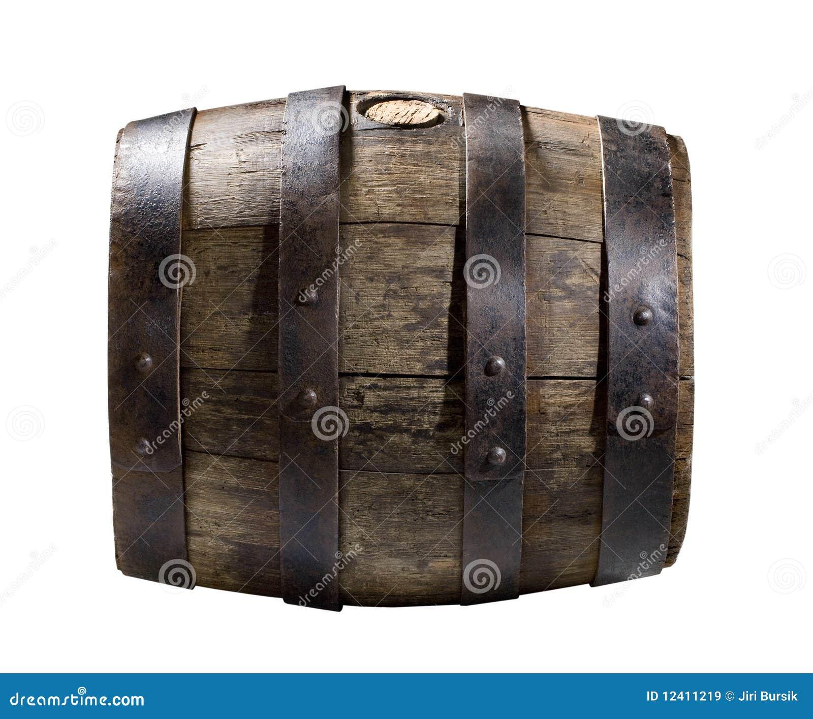 Cask деревянный