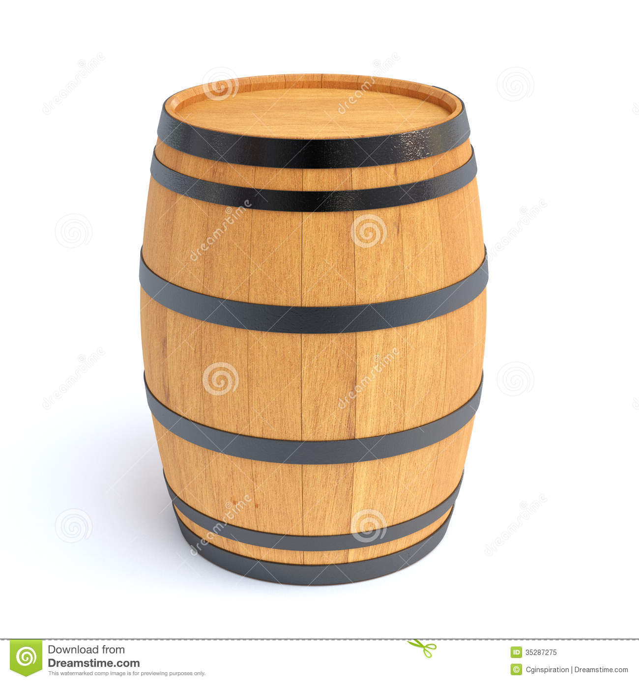 Cask Royalty Free Stock Photo - Image: 35287275