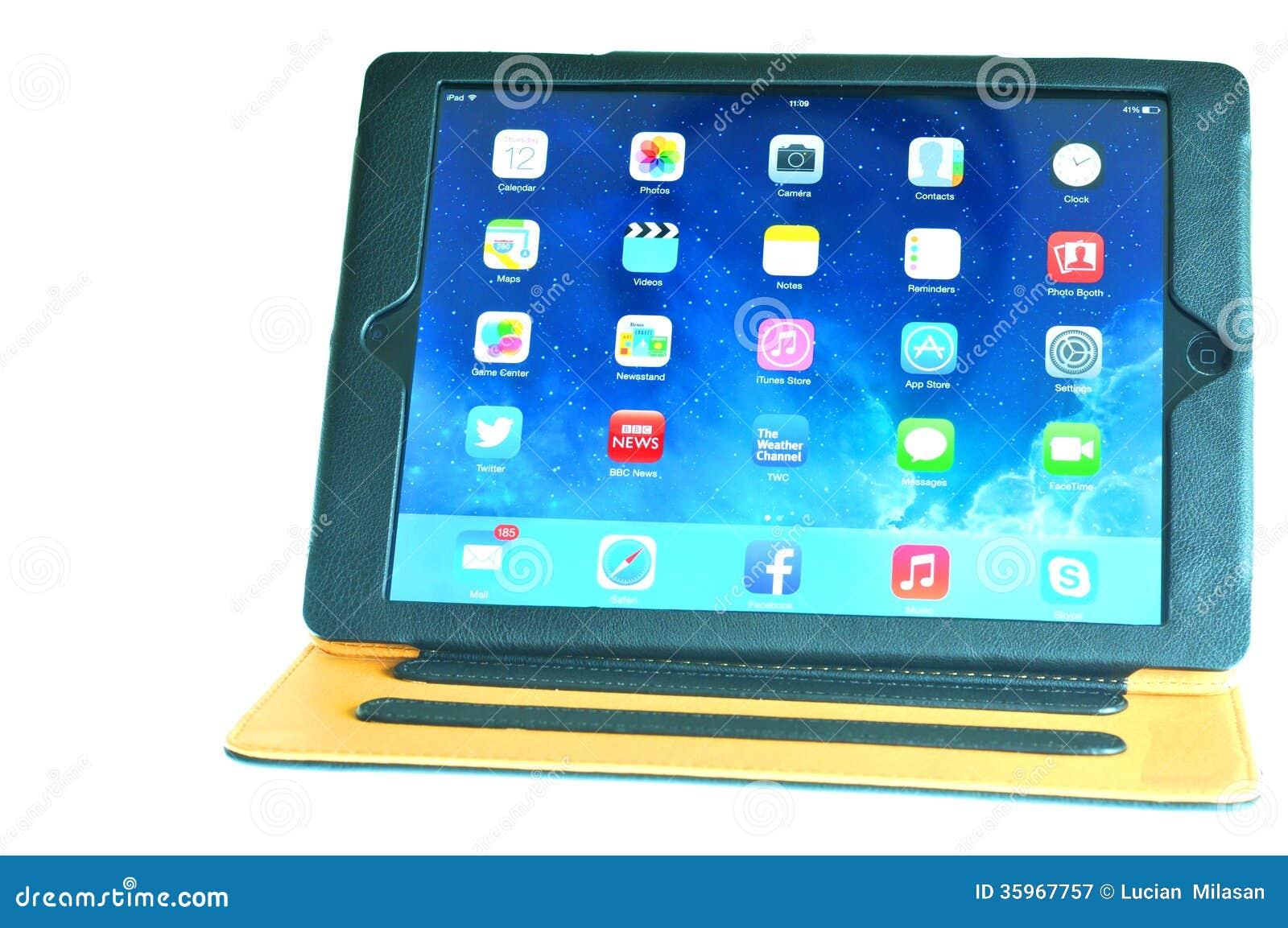 Caso del iPad