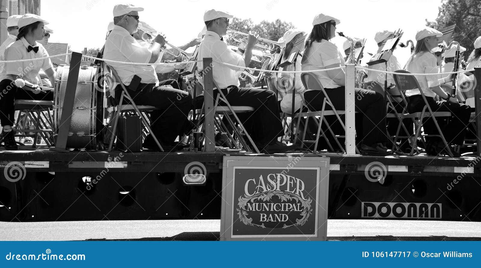 Casper Municipal Band.