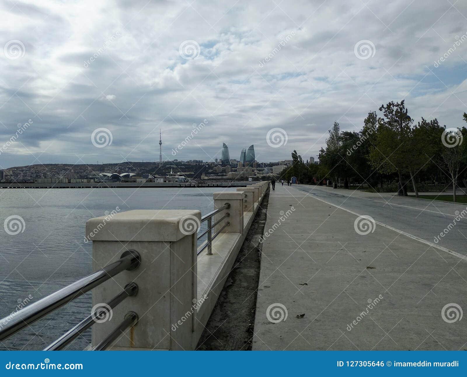 Caspian hav