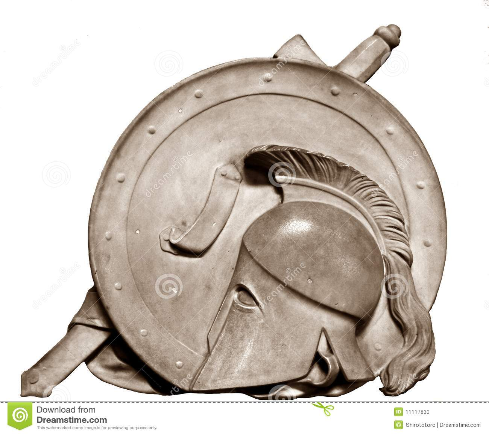 trojan sword and shield - 800×666
