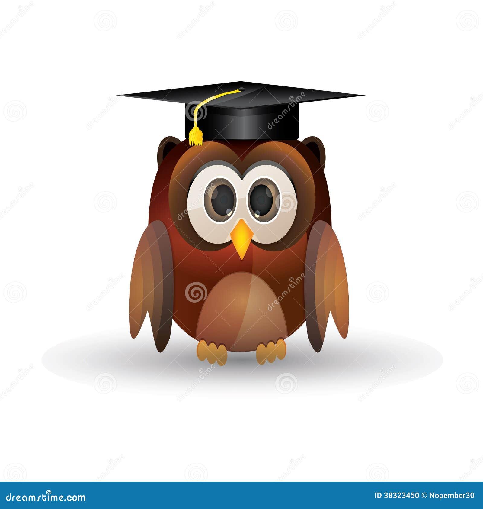 7b24a1bb48b Buho de graduación ilustraciones stock vectores clipart – jpg 1300x1385  Mujer dibujos de buhos graduacion