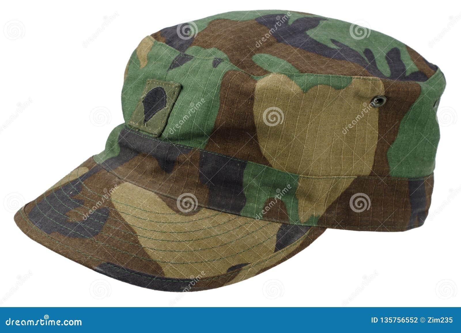 Casquillo de la patrulla del Ejército de los EE. UU.